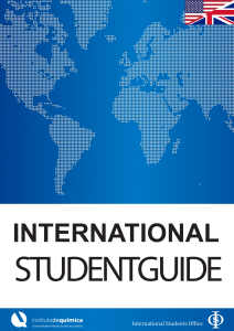 International StudentGuide (inglês)