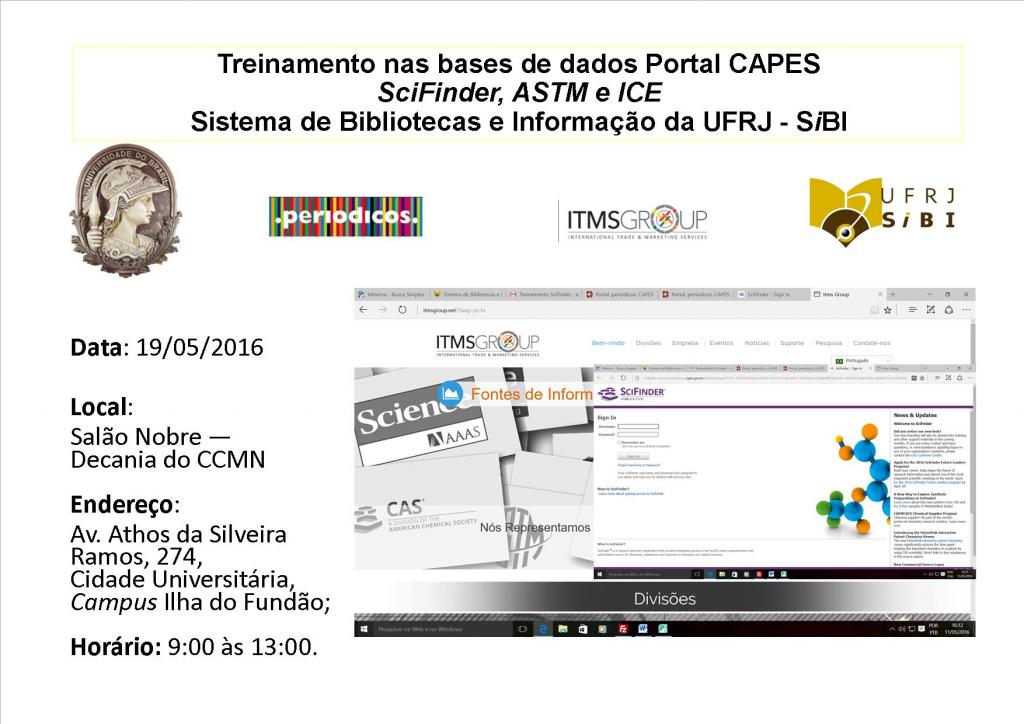 Cartaz Evento SiBI Maio_2016